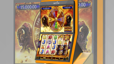 Slot Machine Buffalo Gold Revolution