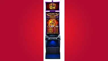 Image of Lucky Ox slot machine