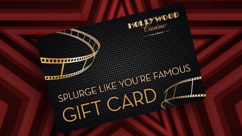 hollywood casino columbus gift card