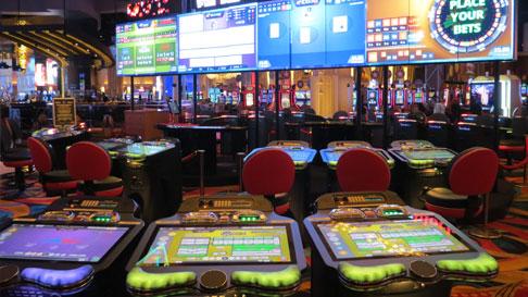 hollywood casino columbus games