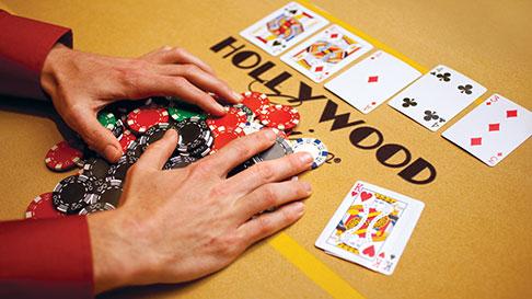 texas holdem hollywood casino columbus