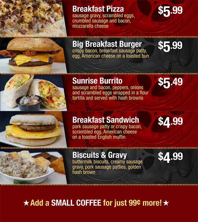 take 2 grill burgers pizza sandwiches hollywood casino columbus