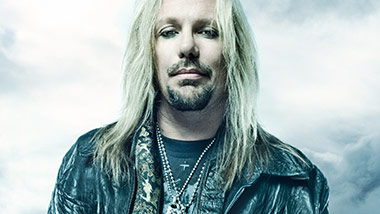 Vince Neil from Motley Crue