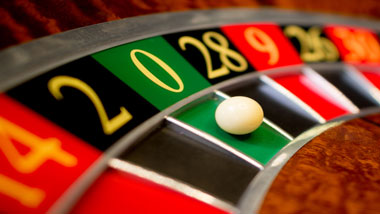 Friends play roulette at Hollywood Casino Columbus